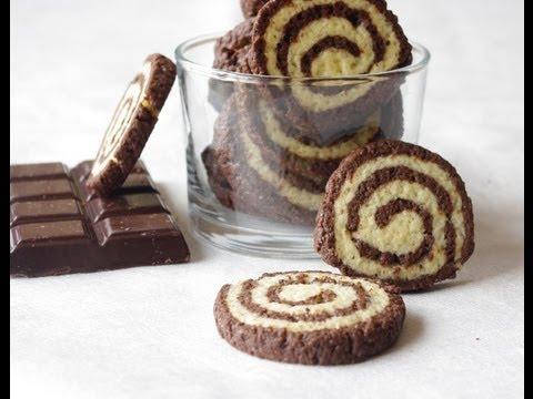 recette-de-biscuit-spirale-chocolat-et-vanille-chocolate-and-vanilla-spiral-cookies-recipe