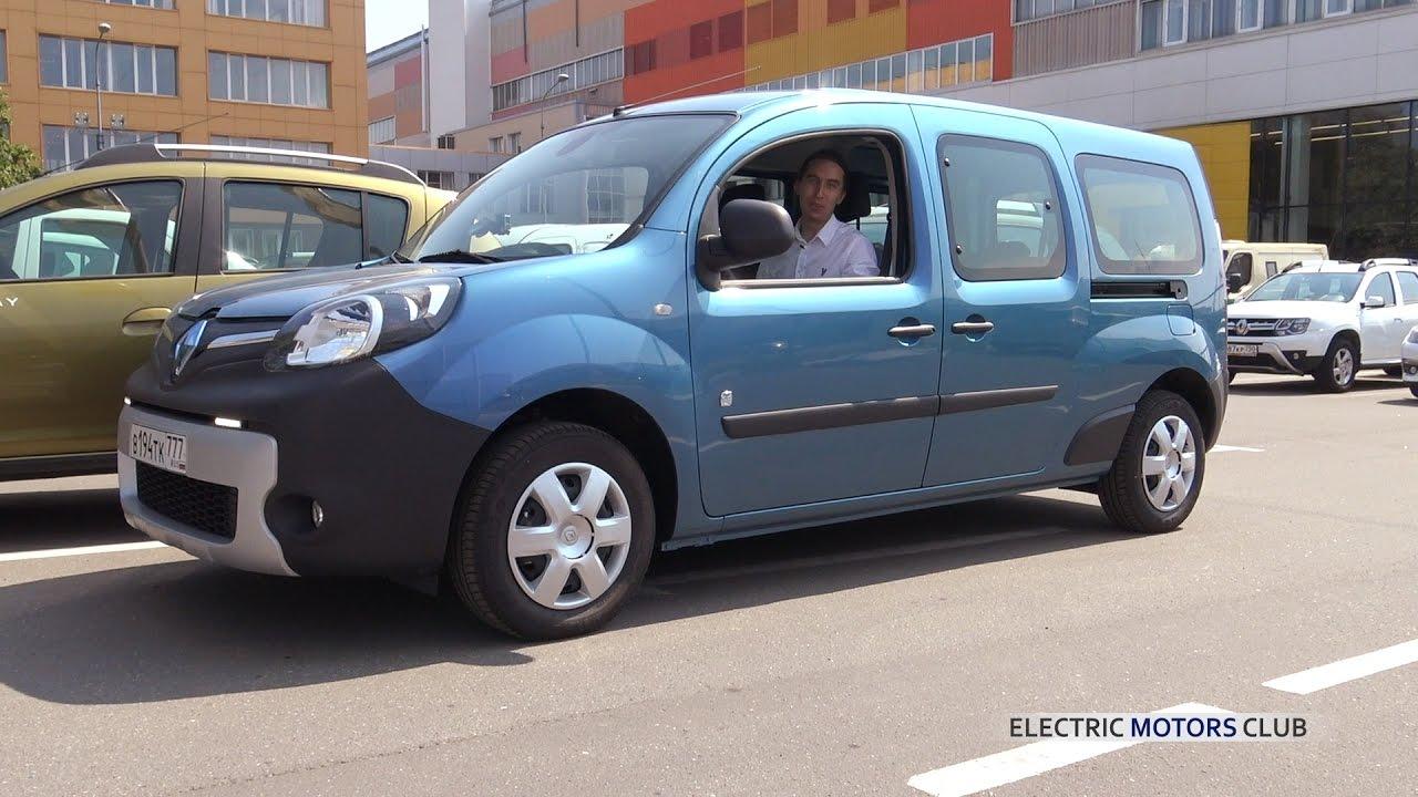 ПРОДАЖА АВТО РЕНО Renault Kangoo пасс 2009 - YouTube