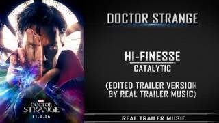 doctor strange teaser trailer #1 song