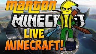 Maraton Minecraft - WARZ, Wojownicy Dusz, GTA... - Na żywo