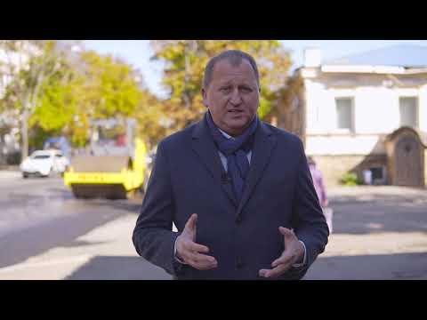 Rada Sumy: Робимо Суми містом рівних доріг, – Сумський міський голова Олександр Лисенко