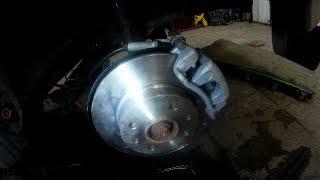 Установка задних дисковых тормозов на ваз . Пошаговая инструкция
