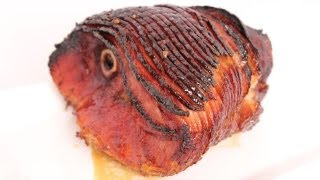 Honey Glazed Ham Recipe - Laura Vitale - Laura in the Kitchen Episode 556