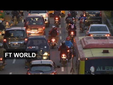 AT Kearney looks past Indonesia's traffic and corruption