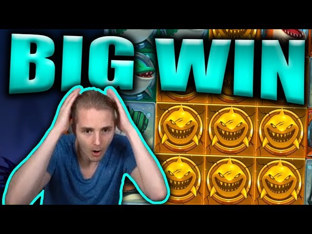 BIG WIN on RAZOR SHARK - Casino Slots Big Wins
