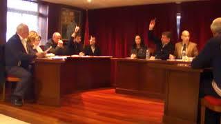 2018-01-29 - Pleno Ordinario no Concello de Neda