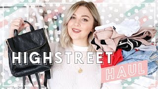 HIGH STREET HAUL | ASOS, TOPSHOP, MANGO & WHISTLES | I Covet Thee