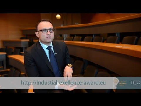IAE Competition: What is European Industrial Excellence?