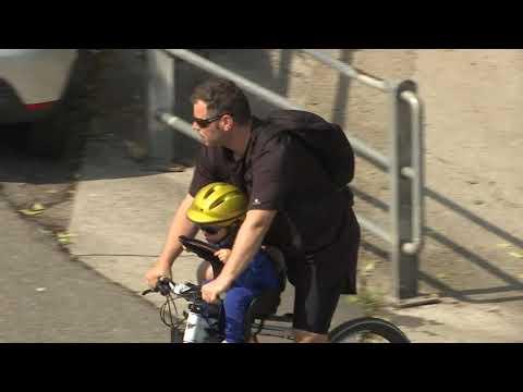 Ourense se sumó a la celebración del Día Mundial de la bicicleta 3 6 20