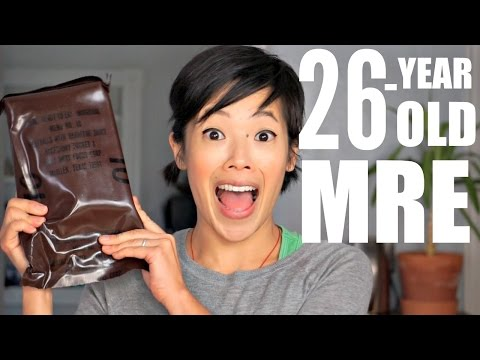 26-Year Old MRE
