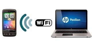 Как передать файлы по WIFI с Андроид на ноутбук без интернет(Как передать файлы по WIFI с Андроид на ноутбук без интернет., 2014-02-07T10:40:57.000Z)