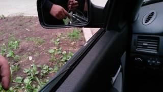 видео Установка молдингов водостоков Ваз 2110-2111-2112