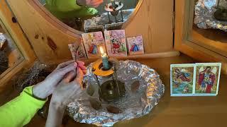ОБРАТКА ВРАГУ 💙 ОТЖИГ НЕГАТИВА ♥️ МОЩНЫЙ РИТУАЛ ОТ СГЛАЗА И ПОРЧИ КОЛЕНА MAGIC CLEANSING