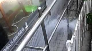 大阪ゲリラ豪雨 観測史上最大の雨量 thumbnail