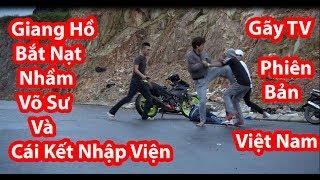 Giang Hồ Bắt Nạt Nhầm Võ Sư Và Cái Kết Nhập Viện - HuyLê (Gãy TV Phiên Bản Việt Nam)