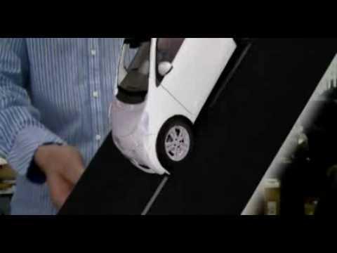 iQ Toyota Augmented Reality Tech