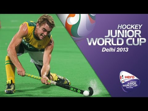 South Africa vs Argentina - Men's Hero Hockey Junior World Cup India Playoff [14/12/2013]