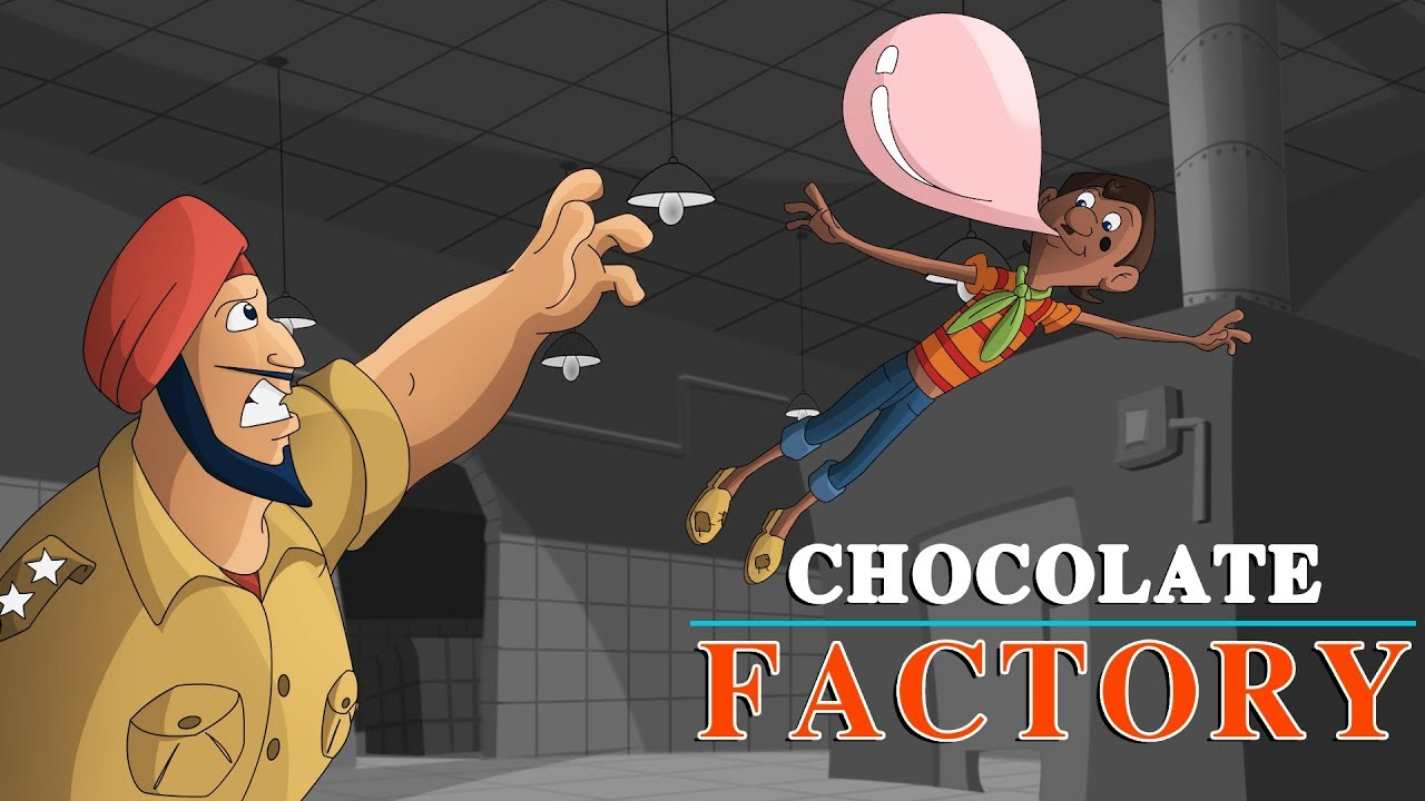 Download Chorr Police Full Episode 13 in English   The Wedding & Chocolate Factory