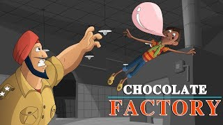 Chorr Police Full Episode 13 in English   The Wedding & Chocolate Factory