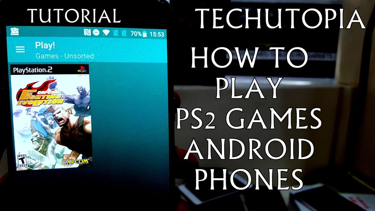 How to use PS2 Emulator Android: Download & Install ...