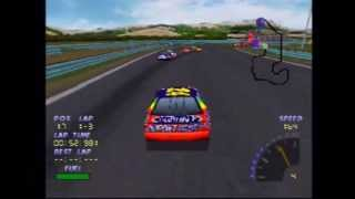 NASCAR 98 - Cyclone 300 at Cedar Woods Raceway