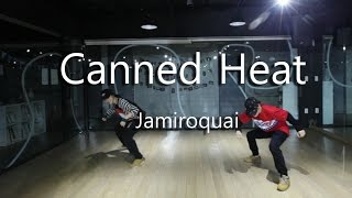 [Jamiroquai - Canned Heat]choreography Chu/1:1 Locking lesson