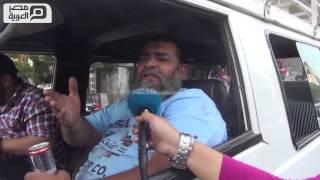 مصر العربية |  مواطنون لعمال النظافة: البلد من غيركم مقبرة