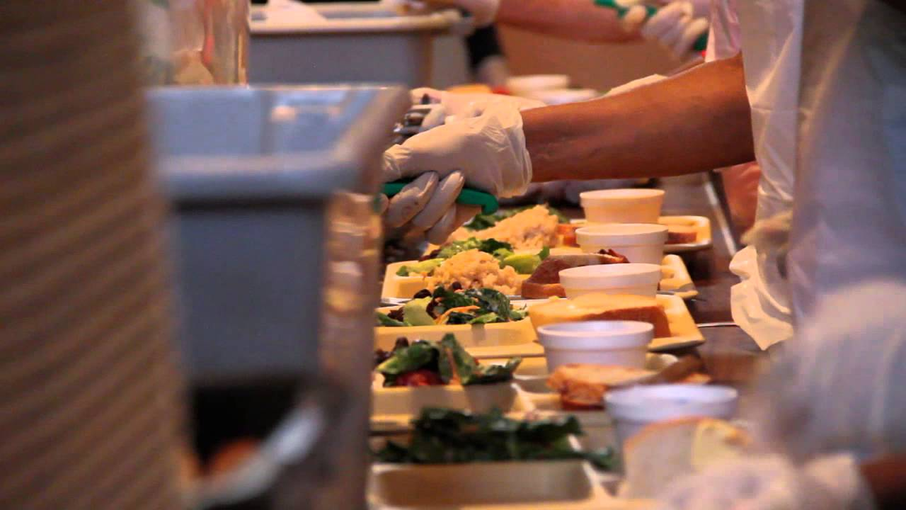 Volunteering At Holy Apostles Soup Kitchen