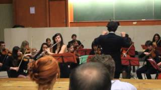 Concerto en sol majeur pour flûte de Mozart