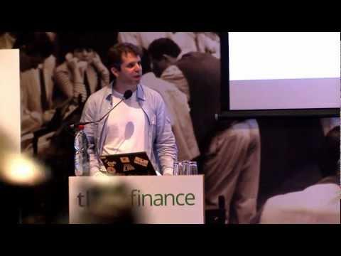 Think Finance 2012 מאיר ברנד פותח את כנס