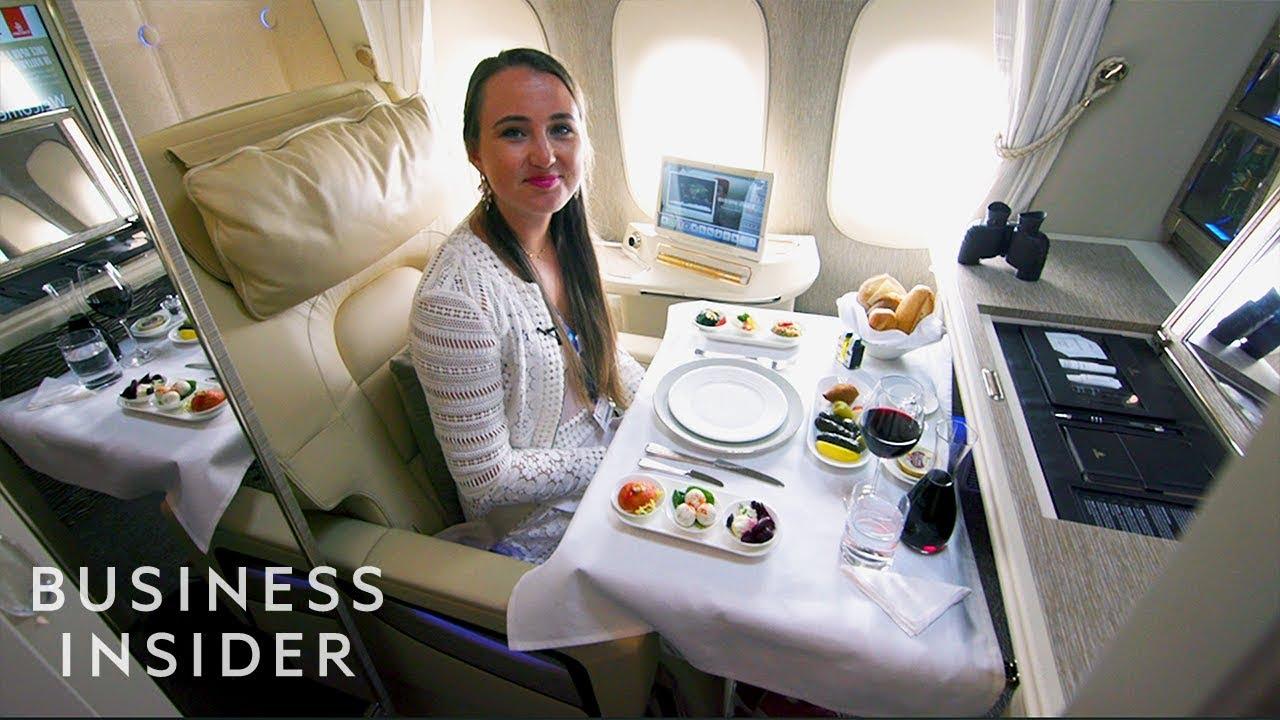 Како изгледа најлуксузниот пакет за летање со прва класа на Емиратите?