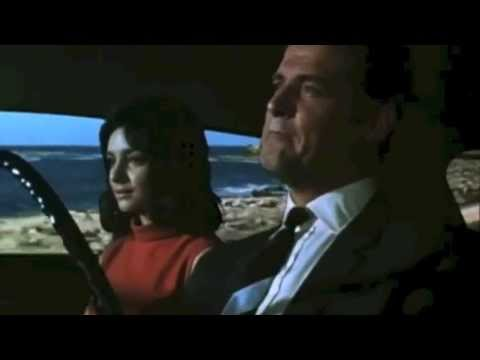 The Saint 'Vendetta For The Saint' (1969) | Airport (Clip 4) - Roger Moore Ian Hendry