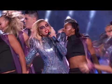 Lady Gaga  Born This Way Pepsi Zero Sugar Super Bowl LI Halftime Show