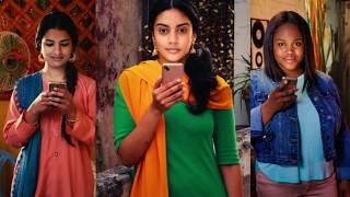 Vodafone International Day of the Girl (2018) - SHINE A LIGHT