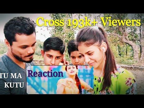 INDIAN REACT to Kutu Ma Kutu Song Superhit Nepali Song from | Dui Rupiya