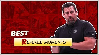 Best Referee Moments in MMA