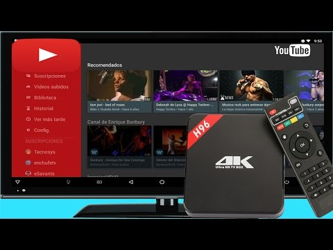 aplicacion de youtube para android tv box