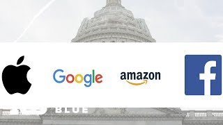 Amazon, Apple, Facebook and Google execs testify on Capitol Hill