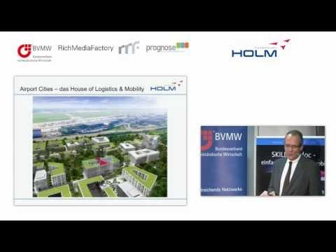 Die Frankfurt Airport City, das Tor zur Welt & in die Region