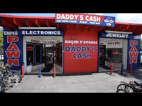 Daddy's Cash Pawn Shop Shows Us How They Spot Fakes & Gives Us Some Rolex Facts In Miami.