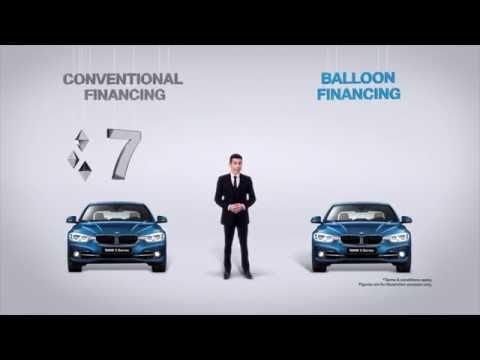 BMW Balloon Finance