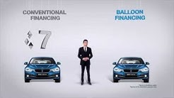 BMW Balloon Finance