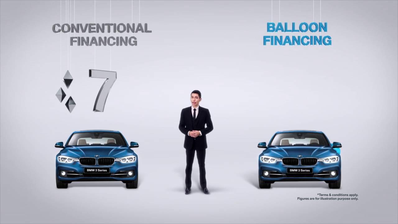 Bmw Balloon Finance Youtube