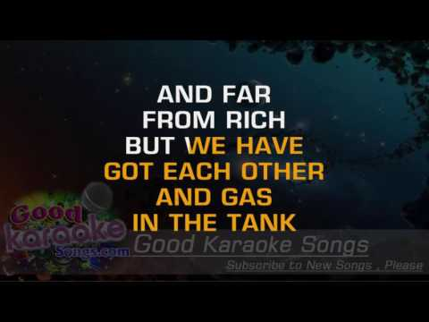 River Bank -  Brad Paisley (Lyrics Karaoke) [ goodkaraokesongs.com ]