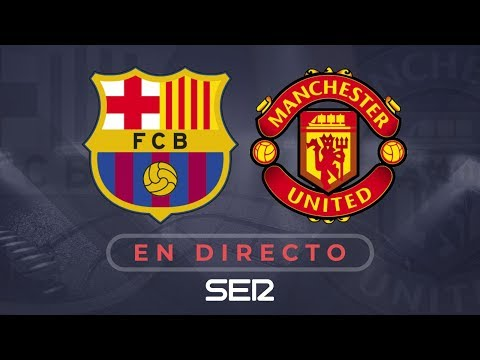 FC BARCELONA-MANCHESTER UNITED, EN VIVO   Champions League