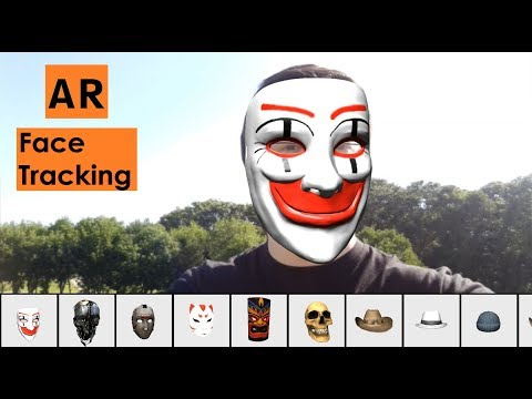 Augmented Reality Face Tracking for Mobile Devices Create