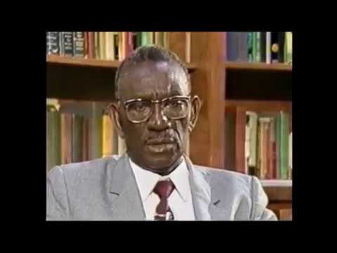 African Origin of Civilization - Dr. Cheick Anta Diop
