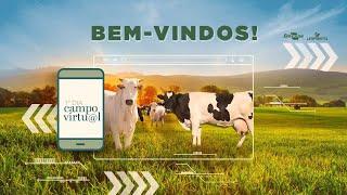 Dia de Campo Virtual - Produção Intensiva de leite e carne em pasto