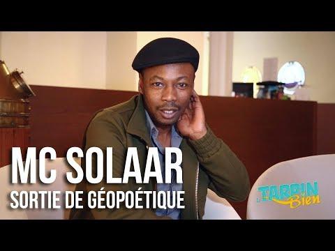 """MC SOLAAR nous parle du rap français aujourd'hui, son retour en force et comment dire """"tarpin bien""""!"""