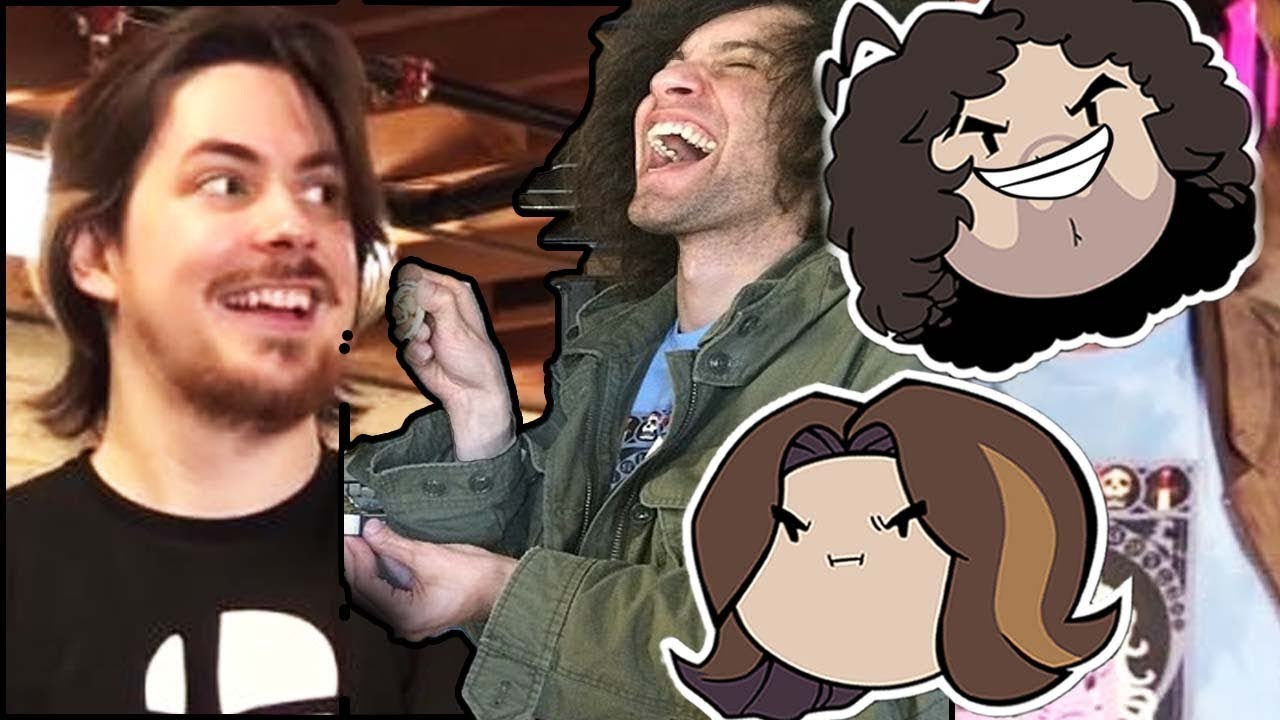Break Out Laughter Moments! [Compilation of more unique funny moments in Game Grumps!]
